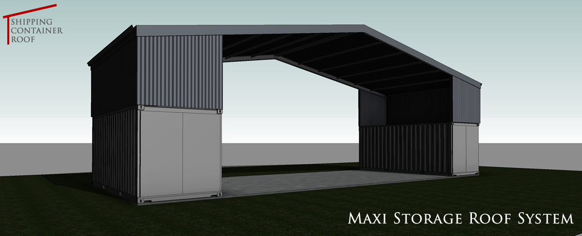Maxi Storage Roof System